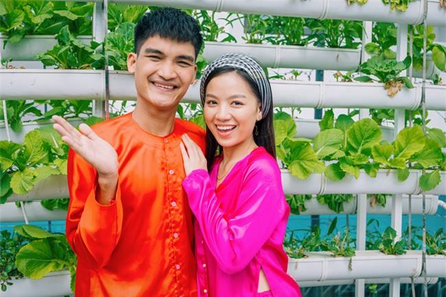 """""""Lật mặt - 48h"""": Vợ chồng Lý Hải - Minh Hà cùng 4 con xinh xắn chụp ảnh Tết - Ảnh 12."""