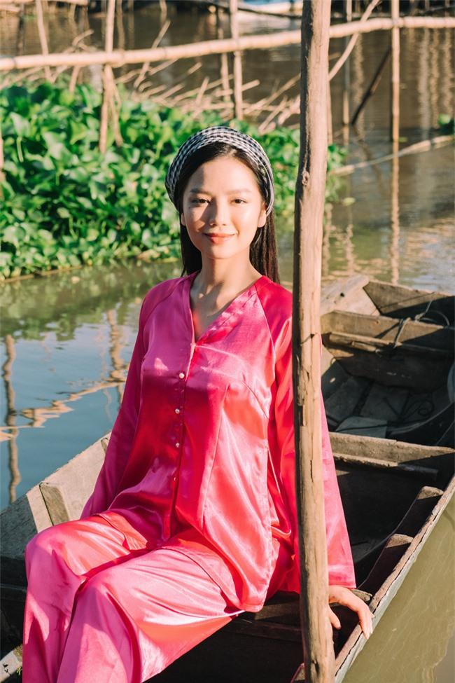 """""""Lật mặt - 48h"""": Vợ chồng Lý Hải - Minh Hà cùng 4 con xinh xắn chụp ảnh Tết - Ảnh 10."""