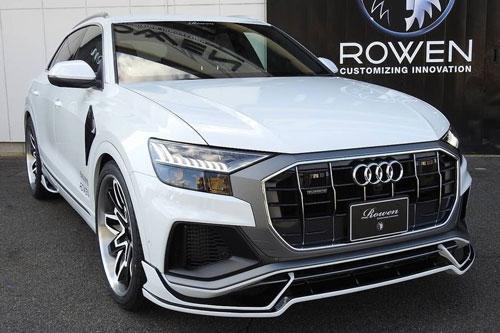 Rowen International ra mắt gói độ ngoại thất cho Audi Q8