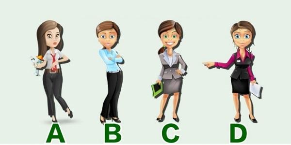 Bạn chọn người phụ nữ nào?