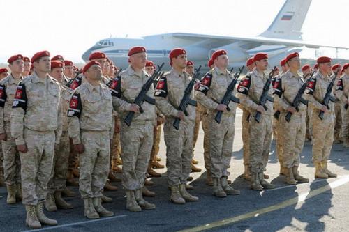 Đã có báo cáo về việc lính đặc nhiệm Nga tới Iran để bảo vệ cơ sở hạt nhân của nước này. Ảnh: TASS.
