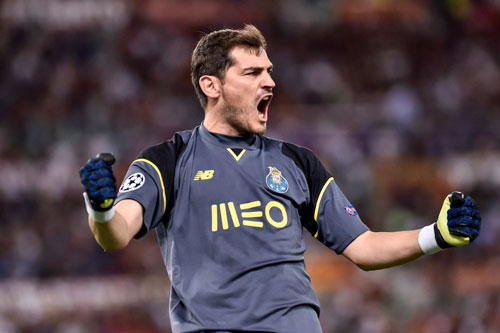 1. Iker Casillas (Real Madrid, Porto, 177 trận).