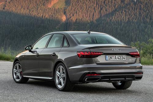 10. Audi A4 (doanh số: 50.740 chiếc).