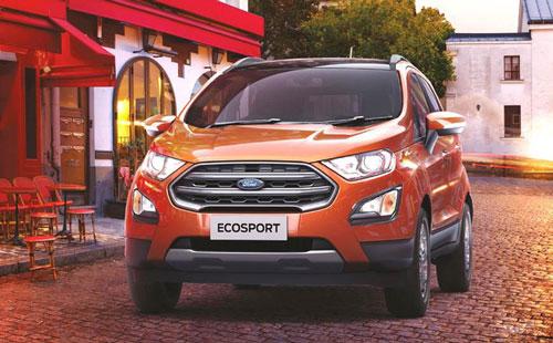 Ford EcoSport có phiên bản mới, giá chỉ hơn 200 triệu đồng