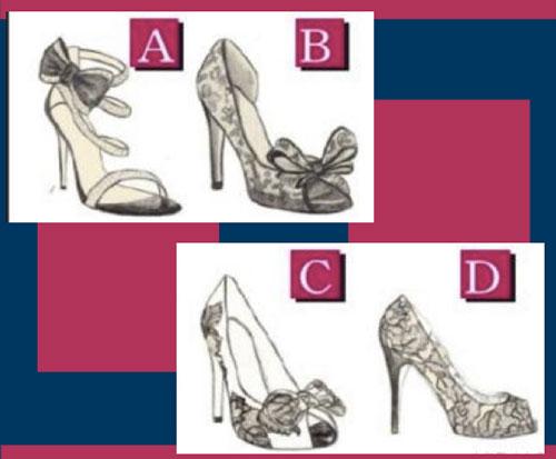 Bạn chọn mẫu giày cao gót nào?