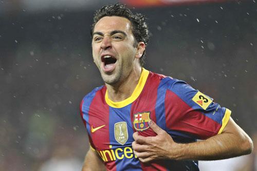 3. Xavi Hernandez (Barcelona, 151 trận).