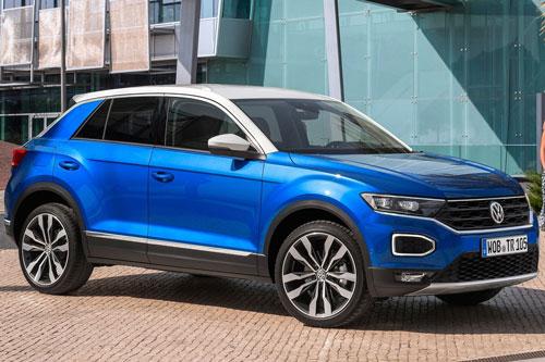 Top 10 ôtô được ưa chuộng nhất tại Đức: Volkswagen áp đảo
