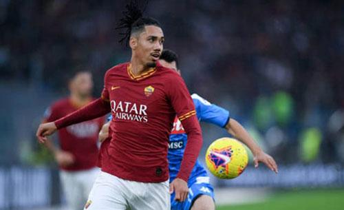 Trung vệ người Anh gia nhập Roma theo dạng cho mượn từ M.U ở mùa giải 2019/20