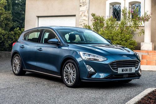 7. Ford Focus (doanh số: 58.261 chiếc).