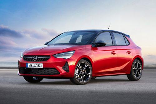 9. Opel Corsa (doanh số: 51.708 chiếc).