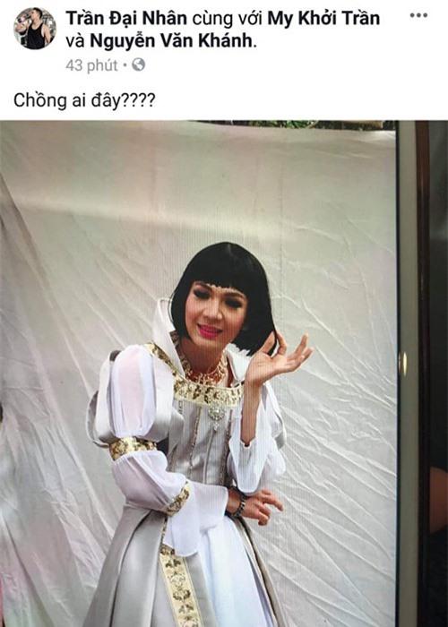 Fan cuoi bo sao Viet bi ban than lay loi dang anh dim hang-Hinh-2