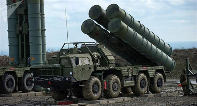 Iraq xúc tiến mua lá chắn phòng thủ Nga bất chấp Mỹ dọa trừng phạt - 1