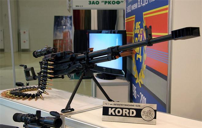 Súng máy hạng nặng Kord bị ông lão Mỹ vượt mặt: Công nghệ gì mà Nga chưa thể áp dụng? - Ảnh 13.