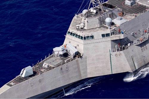 Vụ tấn công nằm trong khôn khổ chương trình thử nghiệm vũ khí mới do General Dynamics Mission Systems, một công ty con của General Dynamics phối hợp với Hải quân Mỹ thực hiện hồi cuối năm 2019 nhưng đến nay thông tin mới được công bố.