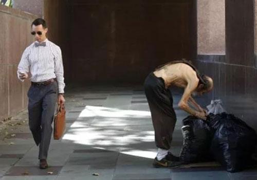 Thế giới vẫn đối mặt với bất bình đẳng trong thu nhập. (Ảnh minh họa: Reuters)