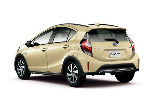 10. Toyota Aqua (doanh số: 103.803 chiếc).