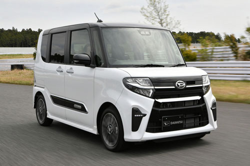 2. Daihatsu Tanto (doanh số: 175.292 chiếc).