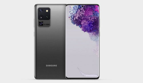 Galaxy S20 Ultra.