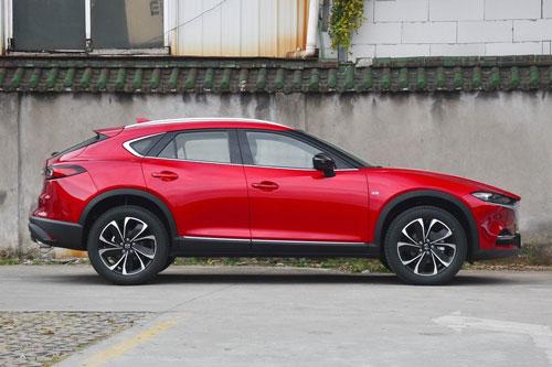 Cận cảnh Mazda CX-4 2020 giá 469 triệu đồng