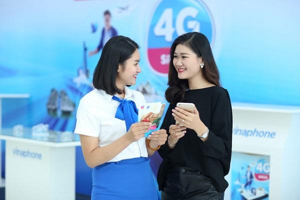VNPT đã tung ra chương trình khuyến mãi cước dịch vụ 4G ngay trước Tết Canh Tý 2020.