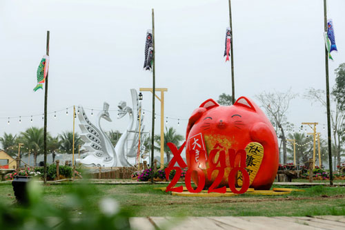 Tham quan 7 nền văn hóa thế giới ngay gần Thủ đô dịp Tết Canh Tý 2020