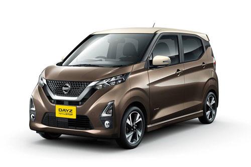 4. Nissan Dayz (doanh số: 157.439 chiếc).