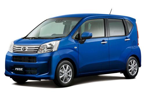 6. Daihatsu Move (doanh số: 122.835 chiếc).