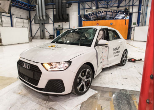 Audi A1 & Renault Clio (Ford Puma).
