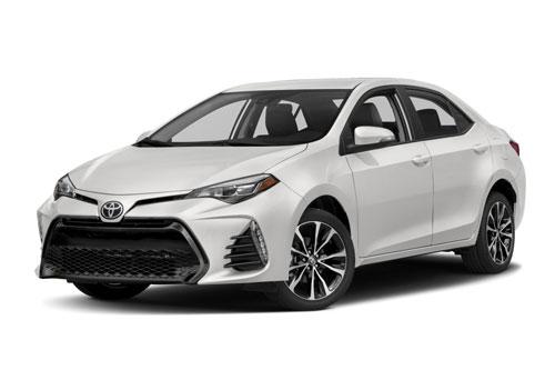 9. Toyota Corolla (doanh số: 104.406 chiếc).