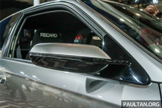 """Can canh Honda Civic """"hang doc"""" tai Tokyo Auto Salon 2020-Hinh-4"""