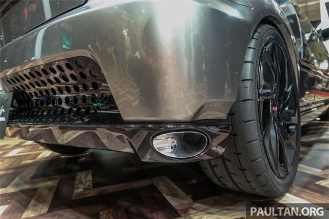 """Can canh Honda Civic """"hang doc"""" tai Tokyo Auto Salon 2020-Hinh-8"""