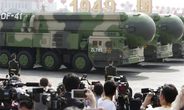 Mỹ cảnh báo mối đe dọa từ kho vũ khí hạt nhân bí mật của Trung Quốc - 1