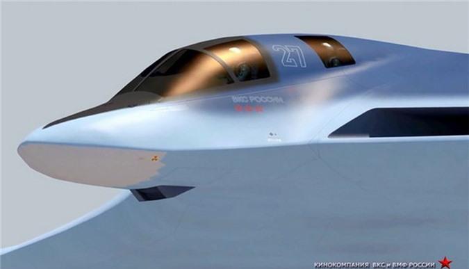 My ngoi tren dong lua khi Nga doi san xuat hang loat may bay PAK DA-Hinh-16