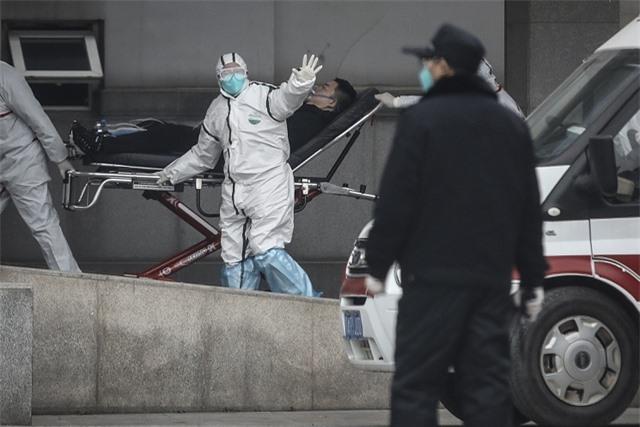 Mỹ xác nhận trường hợp nhiễm virus viêm phổi lạ đầu tiên - 1