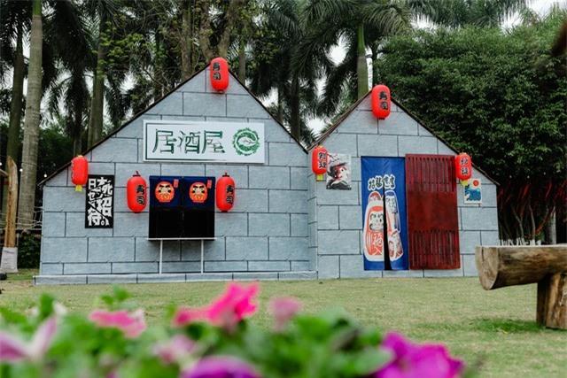 Tham quan 7 nền văn hóa thế giới ngay gần Thủ đô dịp Tết Canh Tý 2020 - Ảnh 4.