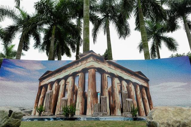 Tham quan 7 nền văn hóa thế giới ngay gần Thủ đô dịp Tết Canh Tý 2020 - Ảnh 6.
