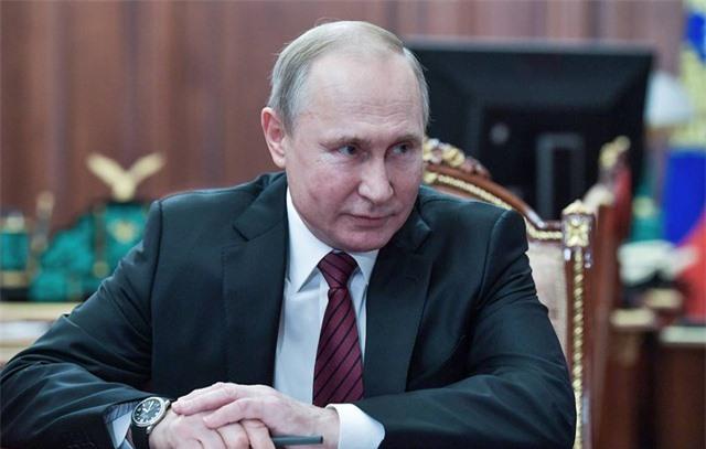 Thay loạt bộ trưởng cũ, ông Putin giao nhiệm vụ cho chính phủ mới - 1