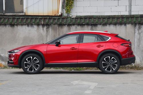 Mazda CX-4 2020. Ảnh: AutoHome.