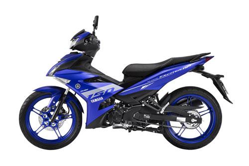 Yamaha Exciter. Ảnh: Yamaha.
