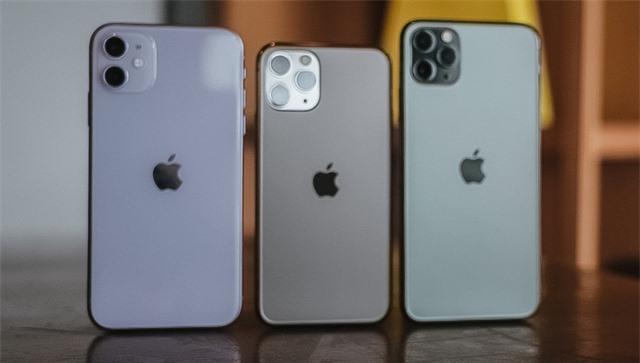 Cứ 10 chiếc iPhone bán ra tại Mỹ có đến gần 7 chiếc là iPhone 11 Series - Ảnh 1.