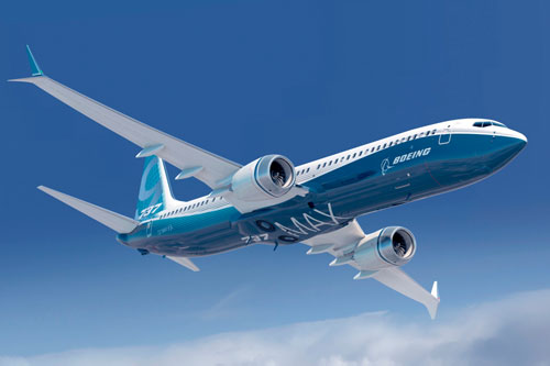 Boeing 737 MAX.