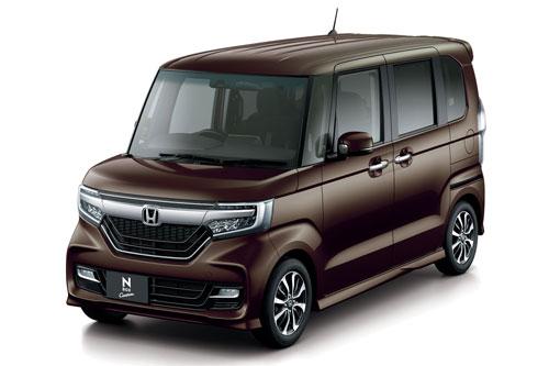 Honda N-Box (doanh số: 253.500 chiếc).