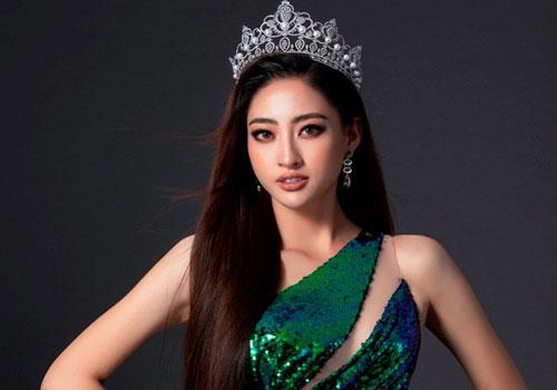 Hoa hậu Lương Thùy Linh