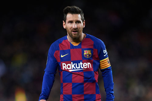1. Lionel Messi (Barcelona, mức thu nhập: 127 triệu USD).