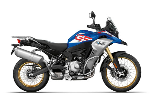 10. BMW F850GS Adventure 2020.
