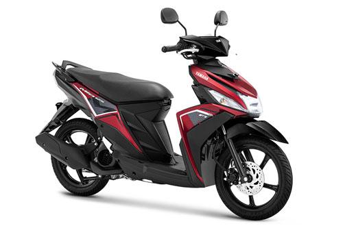 Cận cảnh xe ga Yamaha 125 phân khối, giá 28,5 triệu ở Việt Nam