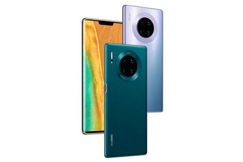 =3. Huawei Mate 30 Pro (121 điểm).