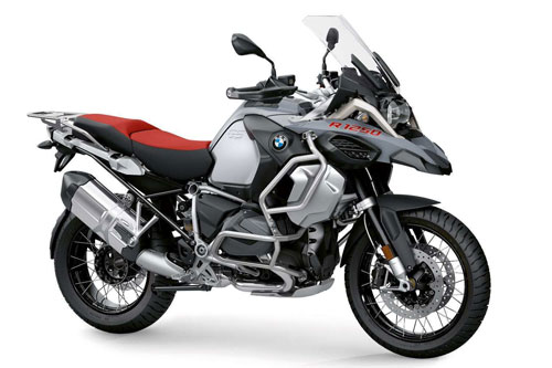 5. BMW R1250GS Adventure 2020.