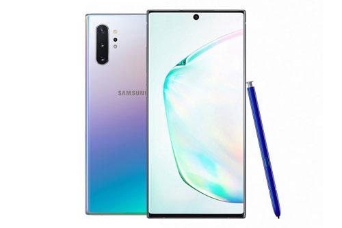 =5. Samsung Galaxy Note 10 Plus 5G (117 điểm).