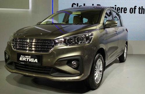 Suzuki Ertiga 2020 sắp về nước, 'quyết đấu' Mitsubishi Xpander